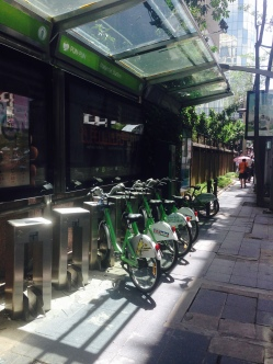 For Dad: Bangkok CitiBike