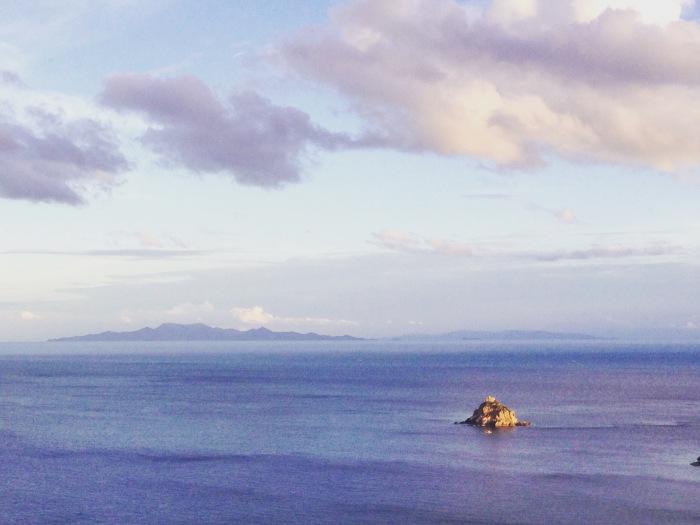 shark island, koh phagnan, koh samui