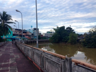 Chumphon, after talking to some motorbike repairmen about NYC