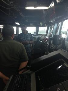 Main cabin tour