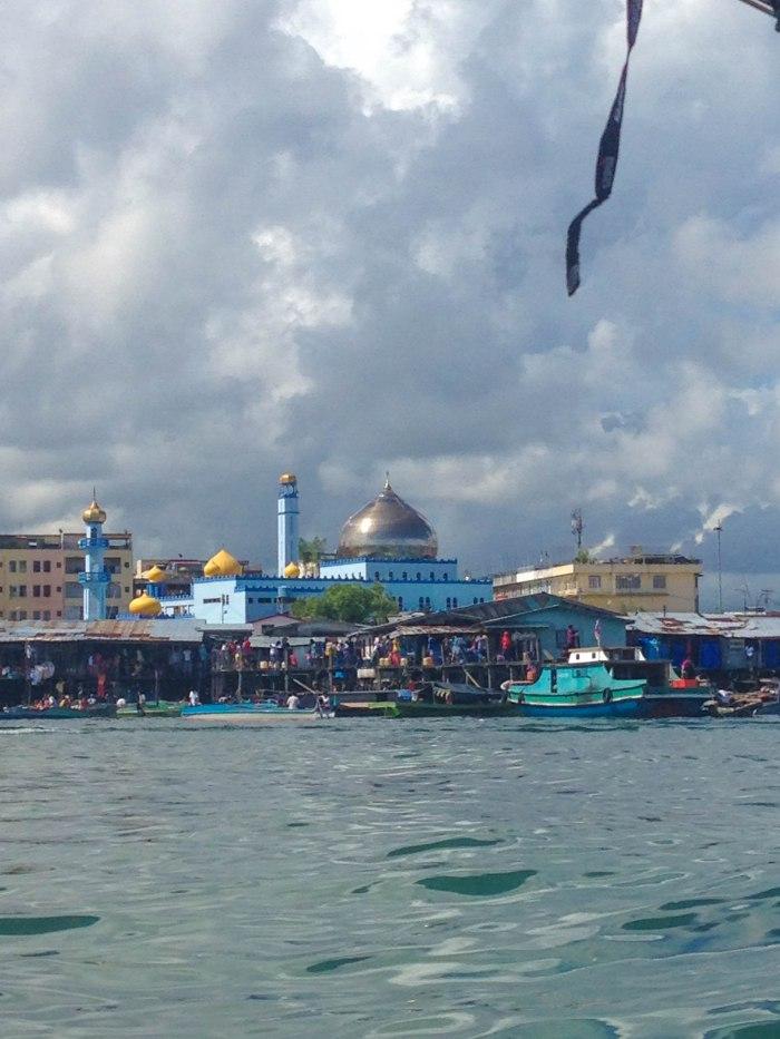 Bajau trading ports