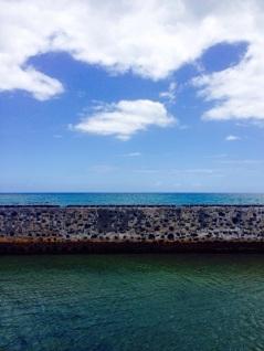 embankment, Arrecife