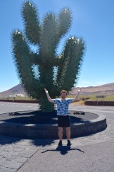 Ben and Cactus